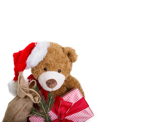 Weihnachten Bär Geschenkgutschein