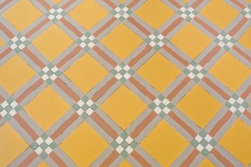 floor tiles vintage background