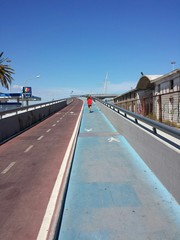 Ponte pefonale e ciclabile