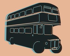 Autobus à impériale
