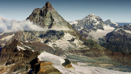 Wall Mural - Swiss Alps