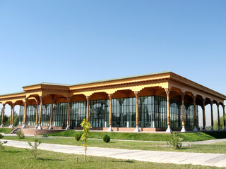 Tashkent Almazar the Gallery 2007