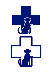 pet symbol of veterinary medicine