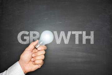 Growth on Blackboard