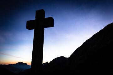Croix de montagne