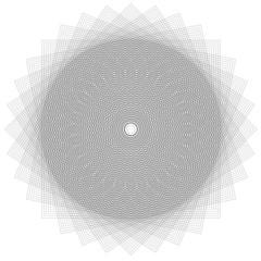 circle geometric