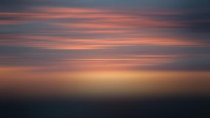 Blur mist burning Sky
