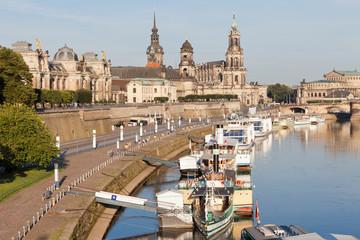 Dresden - Germany - Jettys