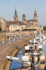 Dresden - Germany - Pier