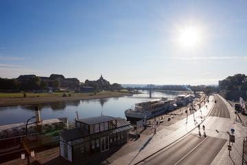 Dresden - Germany - Morning sun