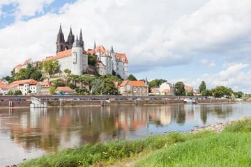 Meissen - Germany - Castle of Albrecht