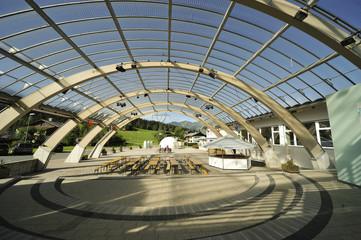 Kulturzentrum in Hochfilzen