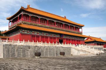 Frobidden City in Beijing