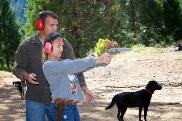 Family Shooting