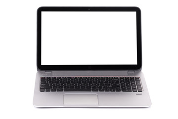 New laptop.