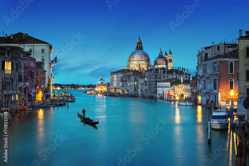Plot by the sea in Venice