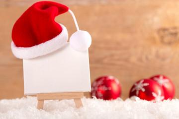 Weihnachtliche Staffelei ©yvonneweis