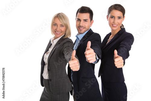 Business partnersuche