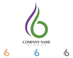 b smooth Logo