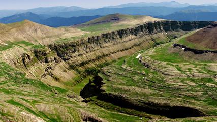 Wall Mural - valley of Ordessa