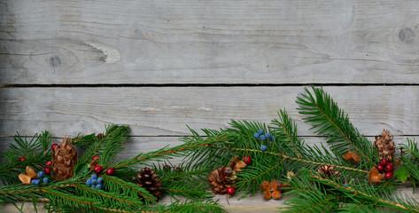Weihnachten Holz Hintergrund Natur