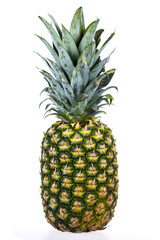 Ananas isolated