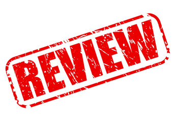 Review red stamp text