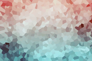 Abstract Vintage Crystals Background
