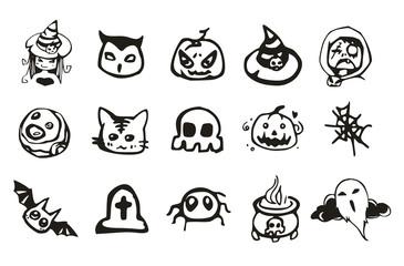 Halloween Drawing Set