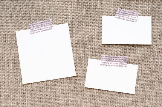 メモ メモ用紙 メッセージボード