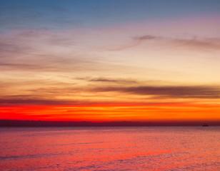 Heavens Gold Sunrise