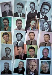 Passbilder Serie 1958-2010