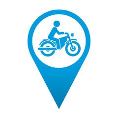 Icono localizacion motorista