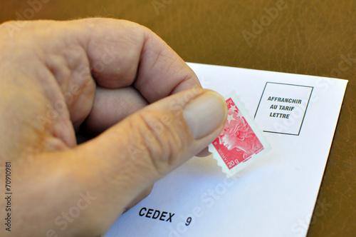 tarif lettre Affranchir au tarif lettre