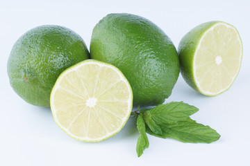 lime, fruit, citrus