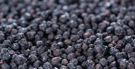 Chokeberries Background