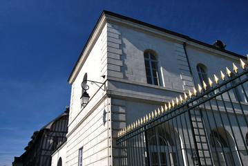 Bâtiment administratif français
