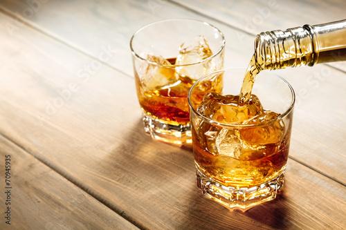 Fototapete ウイスキー whisky