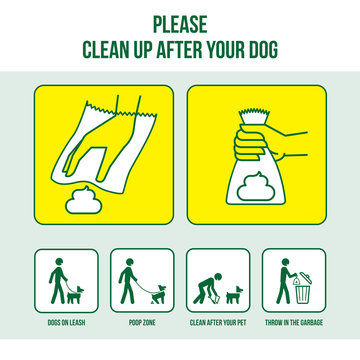 Clean after your dog