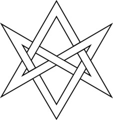 Unicursal Hexagram, Magical Symbol