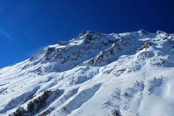 Sommet des Alpes