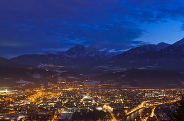 Wall Mural - Innsbruck Austria