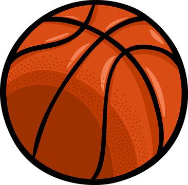 basketball ball cartoon clip art