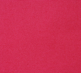 Pink canvas fabric texture.