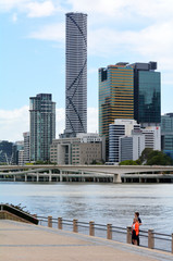 Brisbane Skyline - Infinity Tower