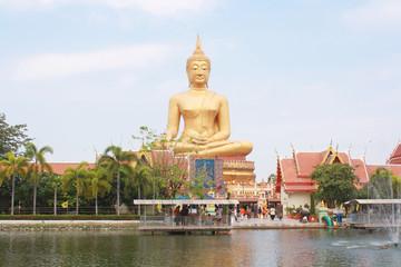 Pikul Thong temple, Singburi Thailand