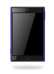 Touchscreen Smartphone with Blank Screen
