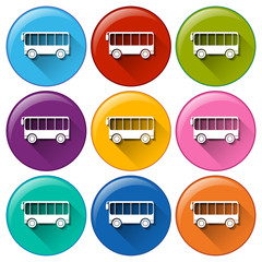 Bus icons
