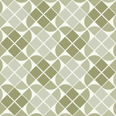 Vector geometric neutral background, abstract seamless pattern.