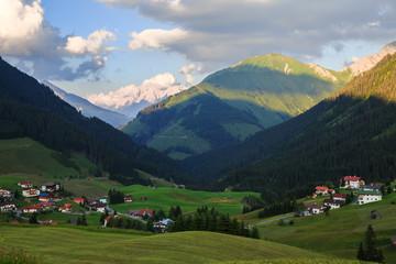 Alps, Tirol, Austria